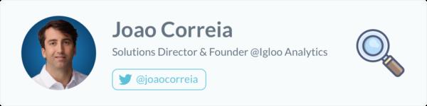 Joao Correia Banner